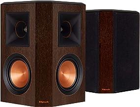Klipsch RP-502S Surround Sound Speakers (Pair) (Walnut)