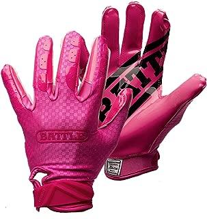Battle Triple Threat Adult Receiver Gloves