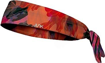 ربطة رأس مرنة بعلم بابيلون من جانك براندز، أحمر، مقاس واحد