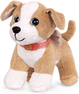 Glitter Girls by Battat – Lollie – Plush Toy Dog – Puppy Pet Accessory for 14