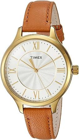 Timex - Peyton Leather Strap