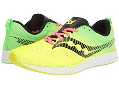 Saucony Fastwitch 9 (Citron) Men
