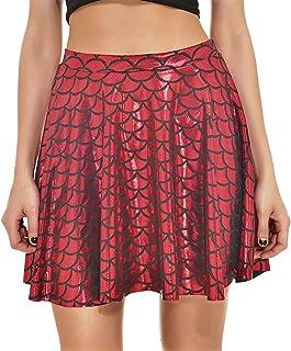 6c492f0847ffb1 Amazon.fr : poisson rouge - Jupes / Femme : Vêtements