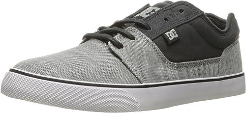 DC Tonik TX Se vulcanisé Chaussures Hommes, EUR    38.5, Charcoal gris 515
