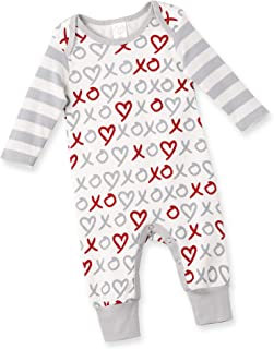 Baby Romper for Newborn to Toddler Boys Girls with Hearts...