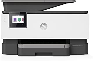 HP OfficeJet Pro 9015 All-in-One Wireless Printer, with Smart Home Office Productivity, HP Instant Ink or Amazon Dash replenishment ready (1KR42A)