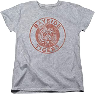 Saved by The Bell Bayside Tigers NBC Women's T Shirt & Stickers