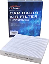 POTAUTO MAP 1044W (CF11182) Replacement High Performance Car Cabin Air Filter for ACURA, RDX, HONDA, CIVIC, CR-V, FIT, HR-V, INSIGHT, ODYSSEY (Standard White)