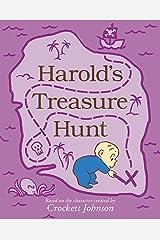 Harold's Treasure Hunt Kindle Edition