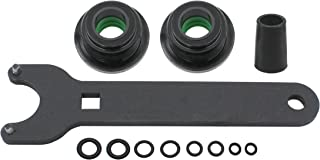 Seal kit replace for seastar for the front of the pivot model #HS5157 Mounting steering cylinder compatible with HC5340, HC5341-HC5348 HC5358 HC5365 HC5375 HC5394 HC5445 HC6750-HC6755.