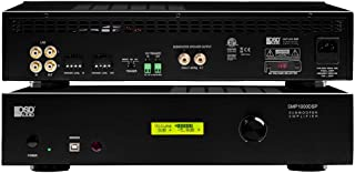 OSD Audio SMP1000DSP Class D Digital Home Theater Subwoofer Amplifier with Digital Sound Processing (1000 Watts Mono RMS @ 4 ohms)