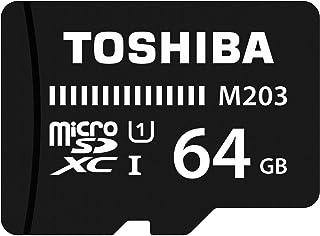 microSDXC 64GB 東芝 Toshiba 超高速UHS-I フルHD動画撮影 読取速度最大100MB/s [並行輸入品]