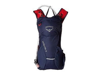 Osprey Kitsuma 3 (Blue Mage) Backpack Bags