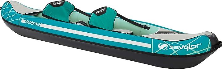 Kayak madison  sevylor - canoa gonfiabile 2000026699