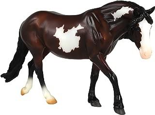 Breyer Freedom Series (Classics) Bay Pinto Pony | Model Horse Toy | 1:12 Scale (Classics) | 9
