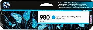 HP 980 | Ink Cartridge | Cyan | D8J07A