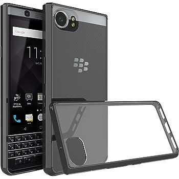 BlackBerry – Carcasa de Doble Capa para Keyone – Azul/Negro ...