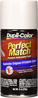 Dupli-Color BHY1805 Powder White Pearl Single Perfect Match Hyundai