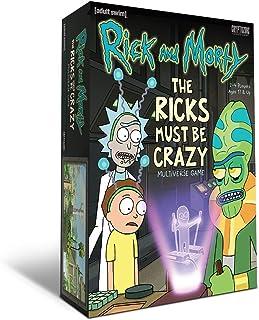 Amazon.es: Rick y Morty - Juegos y accesorios: Juguetes y juegos