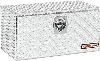Weather Guard (636002 Underbed Tool Box, Aluminum
