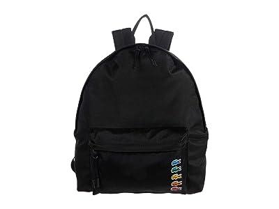 Lacoste Polaroid Rainbow Croc Backpack