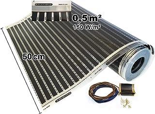 Calefacción por suelo radiante calefacción por infrarrojos