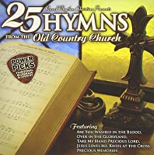 25 Hymns From The Old Country Church: Power Picks