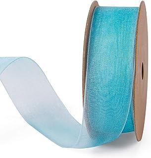3//8 Pulgadas de 10mm de ancho Crema de cinta Falda Correas de costura satinado X 2m