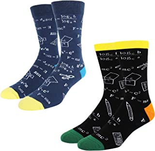 Best math genius socks Reviews