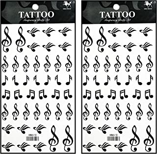 Best music based tattoos Reviews