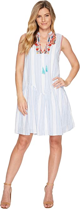 Johnny Was - Grange Linen Dress