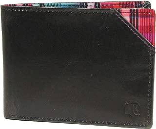Robert Graham Brighton Slimfold Wallet - Black
