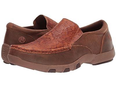 Roper Owen (Vintage Tan Leather) Men