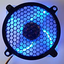 Custom Acrylic Honeycomb Computer Fan Grill 140mm