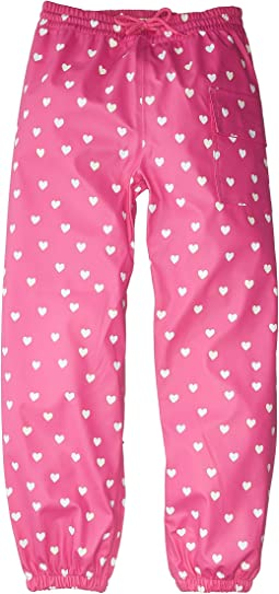 Color Changing Multi Hearts Splash Pants (Toddler/Little Kids/Big Kids)
