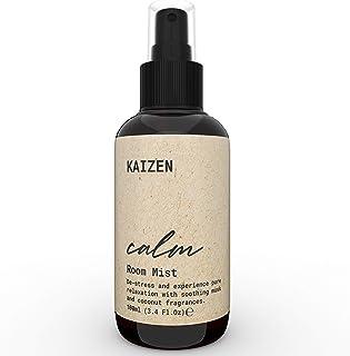 KAIZEN Parfum d'Ambiance Maison en Spray - Parfum d'Ambiance Intérieur - Parfum Maison Naturel - Brume d'Oreiller aux Huil...