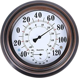 Best decorative patio thermometers Reviews