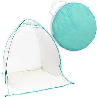 Juvale Portable Spray Paint Shelter Tent with Carry Bag