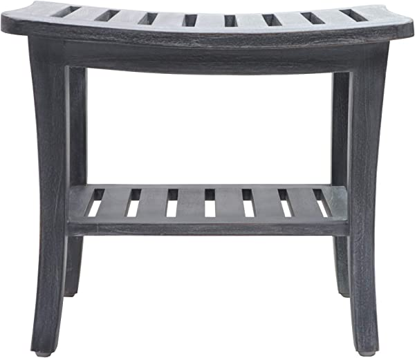 Redmon Since 1883 5324GY Shower Bench Weathered Gray