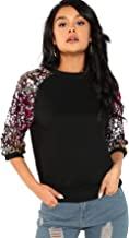 sequin party shirt