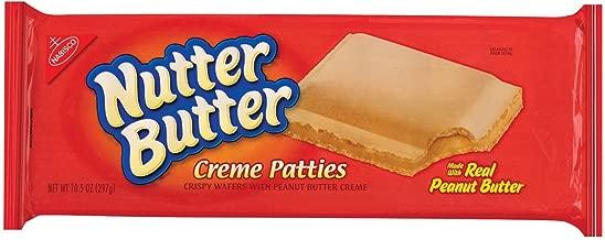Nutter Butter Peanut Butter Creme Patties, 10.5 Ounce