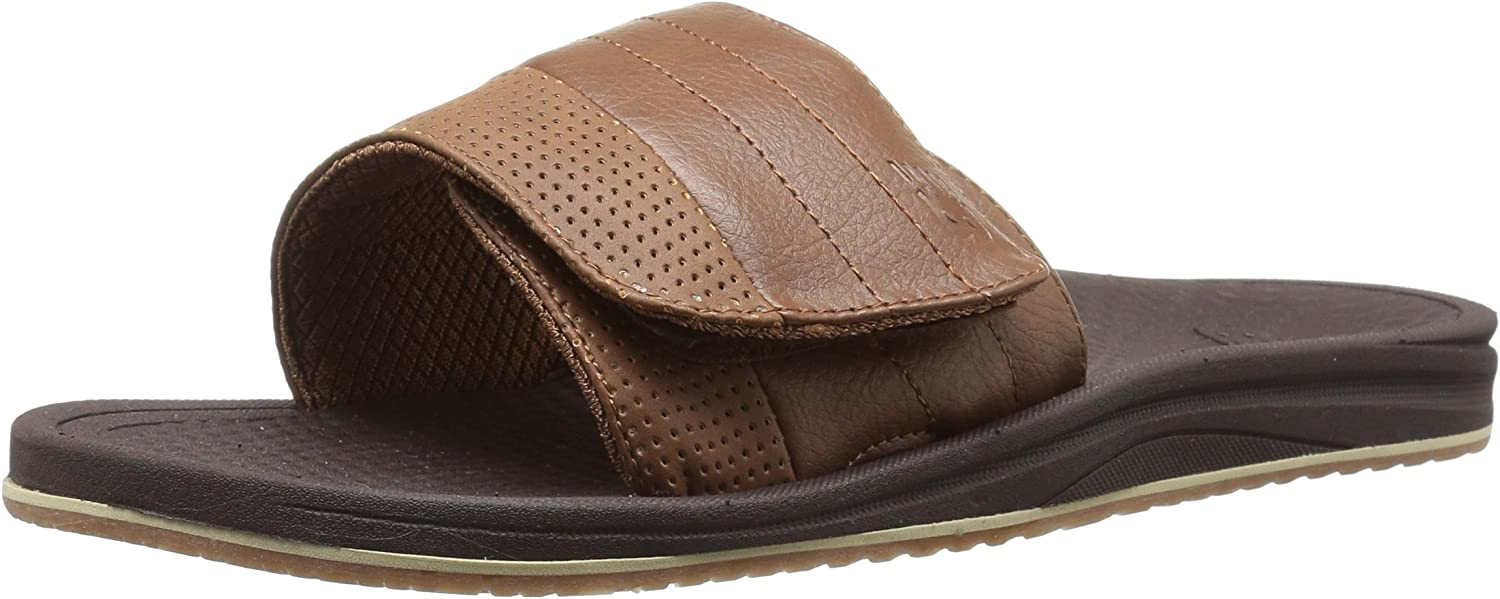 New Balance Mens Men's Recharge Slide Sandal