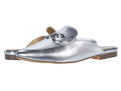 Naturalizer Leanna (Silver Metallic Leather) Women
