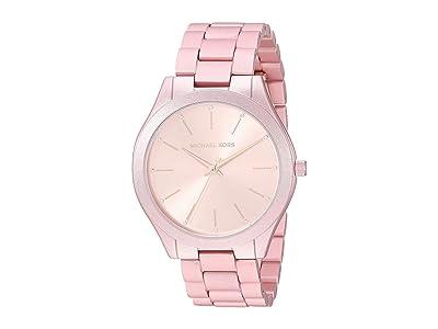 Michael Kors MK4456 Slim Runway (Pink) Watches