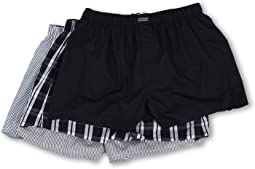 3-Pack Woven Boxers U1732