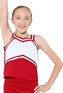 Best red toddler cheerleading uniforms Reviews