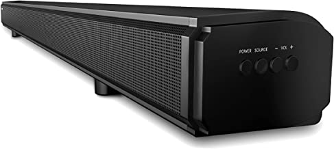 Germany's Blaupunkt SBA01 100W Soundbar with Built in Subwoofer, HDMI-Arc, Optical, Aux-in, USB & Bluetooth