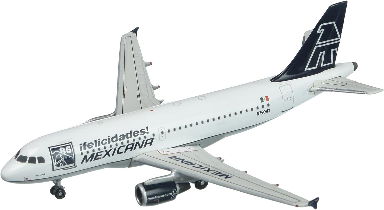 Gemini Jets Mexicana (85th Anniversary) A319 1 400 Scale