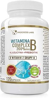 Progress Labs Vitamina B Complex Paquete