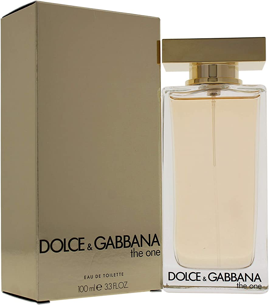 Dolce & gabbana the one 100 ml.eau de toilette da donna 10006202